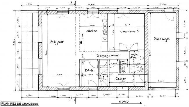 Plan001 - Plan d architecte gratuit ...